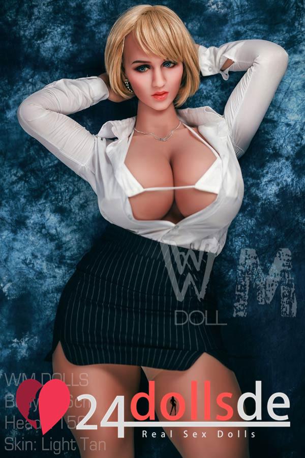 Mollig 156CM Sex Puppe kaufen