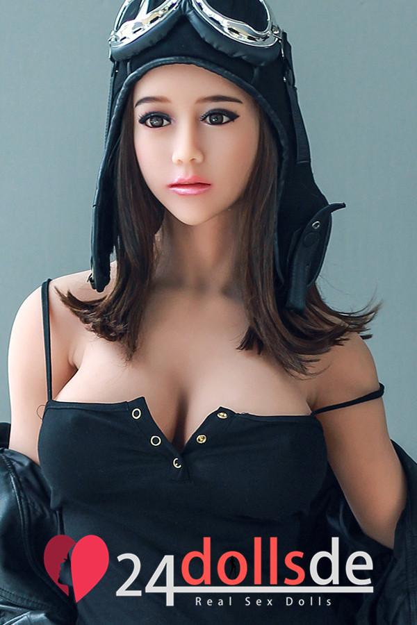 165cm Große Brüste TPE Doll