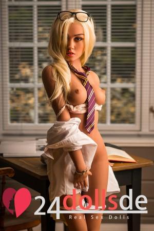 Lebensechte Sex Puppe WM Doll