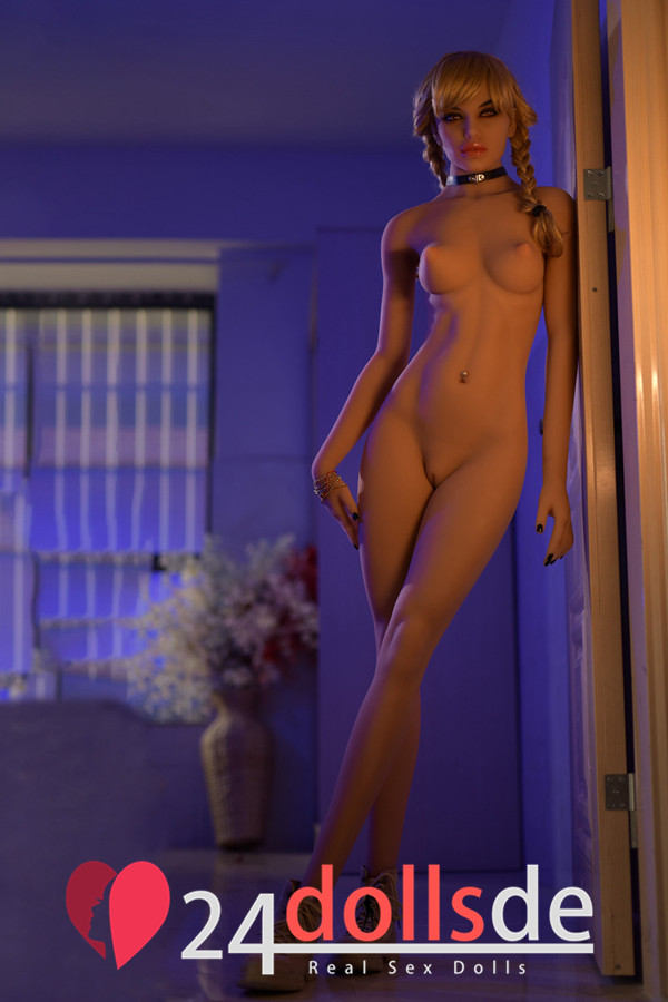 Ilsa TPE Real Doll Puppe 6YE Realistic