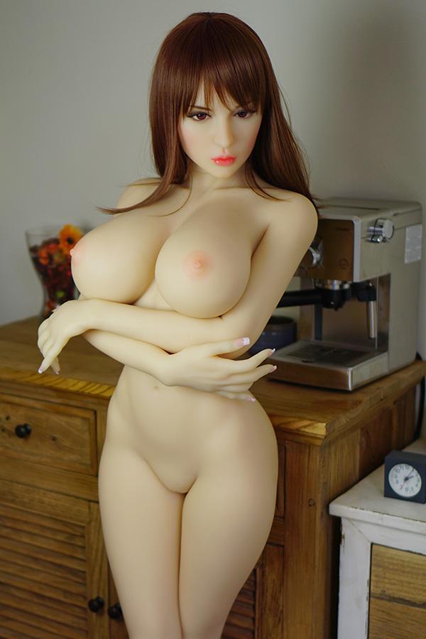 TPE Liebespuppe Große Brust