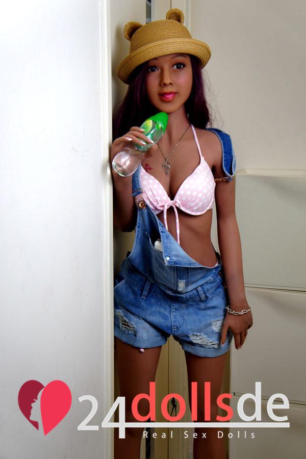 Sex mit Love Real Doll 156CM