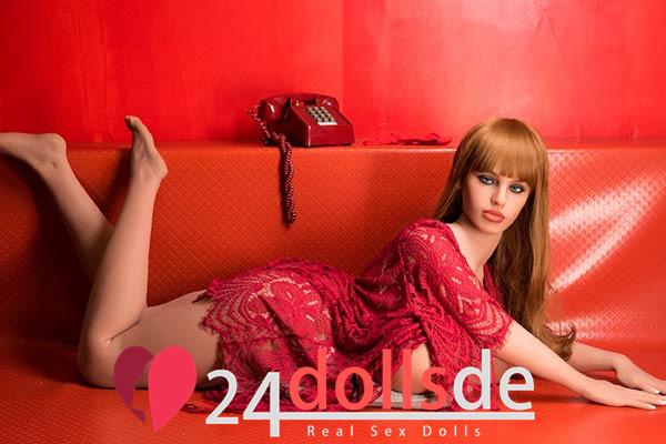 158CM Lebensechte Doll Sex