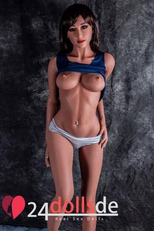166cm Sex Doll aus TPE wie echt