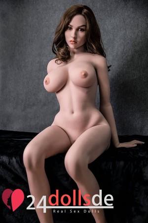 Sexpuppe Mollig 166cm
