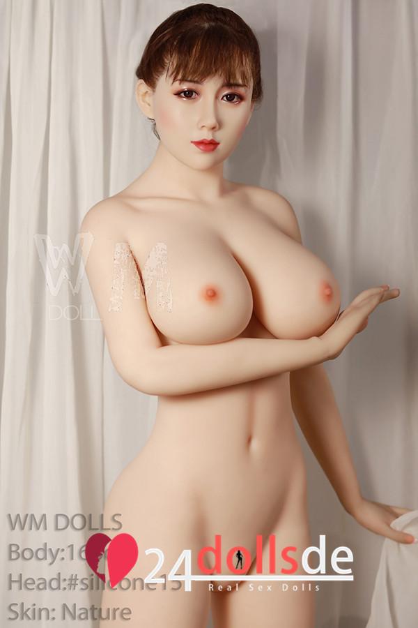 Silikonkopf  WM Doll